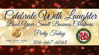 Yuk Yuks Small Business Christmas Parties