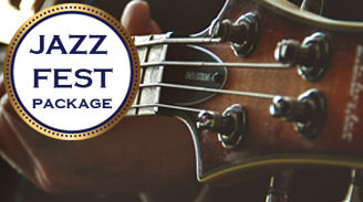 Jazz Fest Package