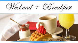 Weekend Plus Breakfast Package
